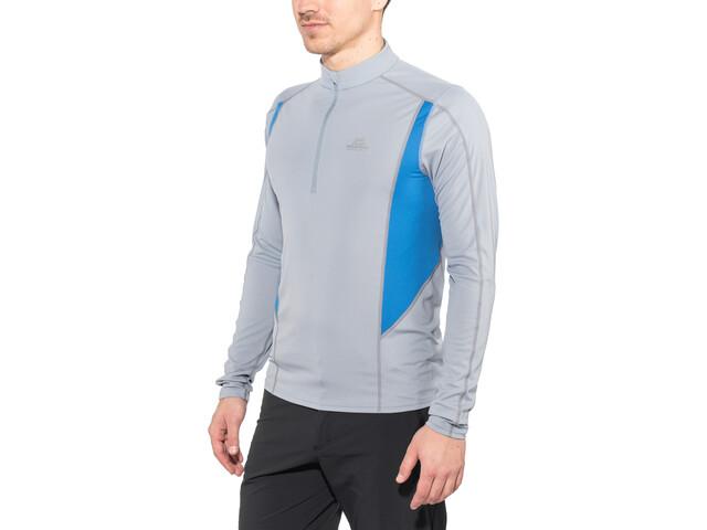 Mountain Equipment Ignis T-shirt Herrer, nimbus/light ocean